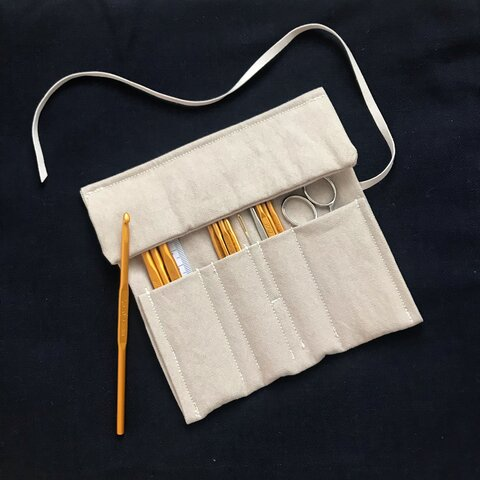 ヴィンテージ帆布のツールケース