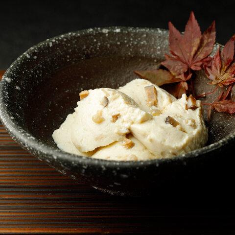 【10月限定】和風きのこのかご豆腐