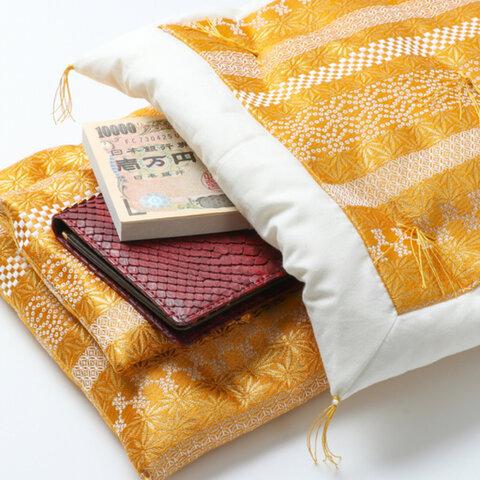 【正真正銘の本物】財布の布団
