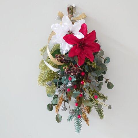 クリスマススワッグ④