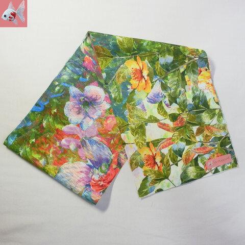 ◆お花畑のオリジナル半襟②