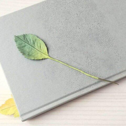 植物標本しおり(葉)