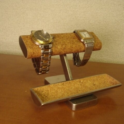 腕時計スタンド 腕時計収納どっしり安定腕時計ケース風腕時計スタンド 101228