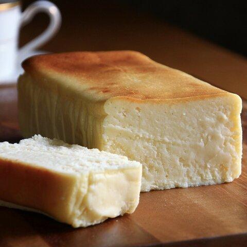 「大人の贅沢」ベイクドチーズケーキ  10/21以降の発送