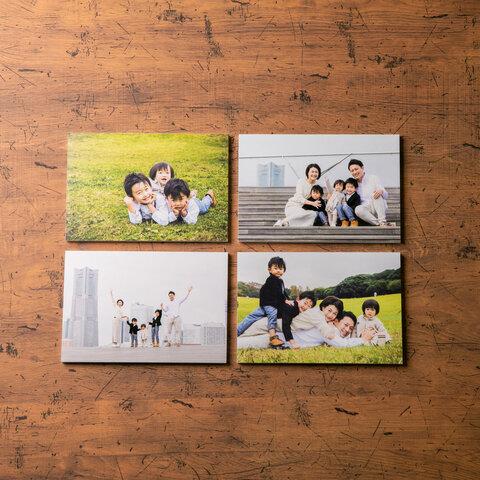 フォトパネル・Cセット(4個セット)写真使用・パネル加工