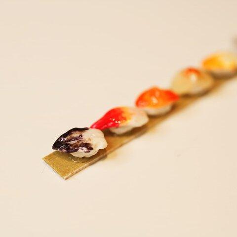貝寿司と日本酒ボールペン