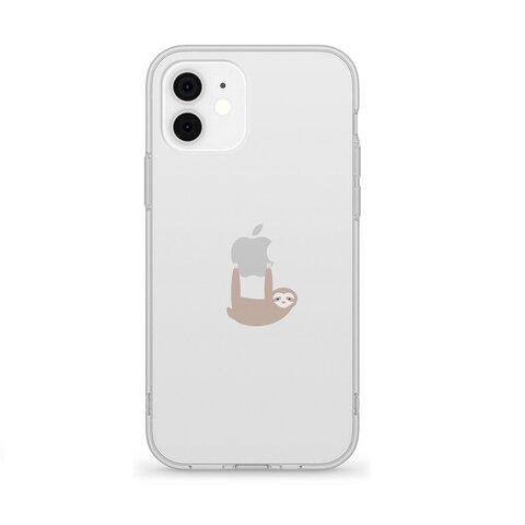 ナマケモノ 12 SE 11 XS XR 8 7 Plus 6 5 iPhone ケース