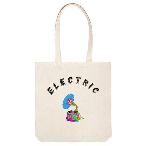 [トートバッグ] electric