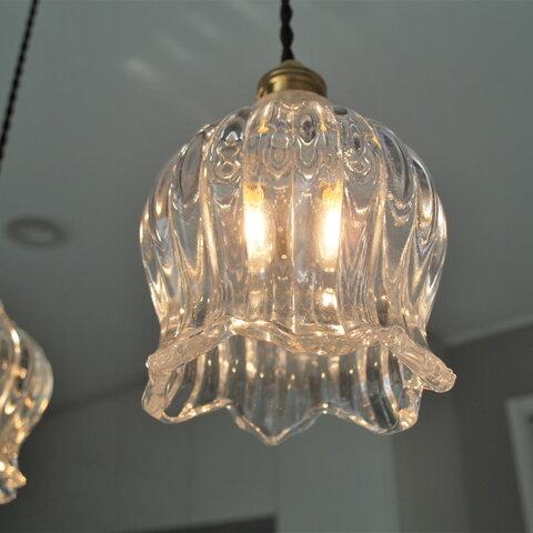 ペンダントライト ランプ 照明 Henny モダン ガラス LED対応