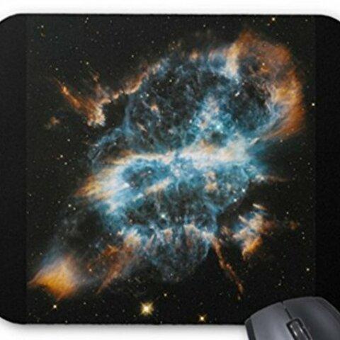 NGC 5189(はえ座にある惑星状星雲)のマウスパッド:フォトパッド(宇宙シリーズ)