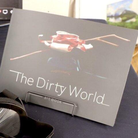 The Dirty World  -art book- +書籍限定特典