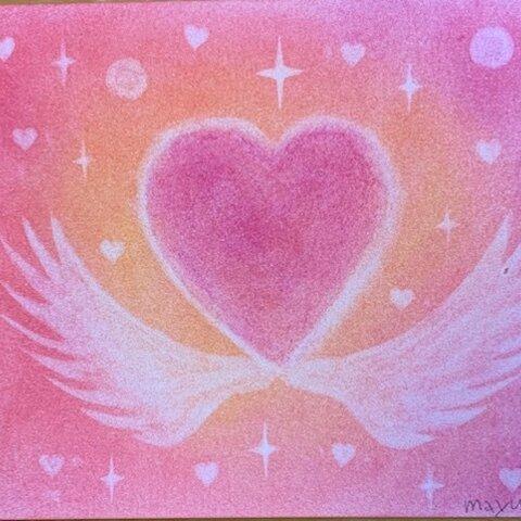 愛の天使~原画~