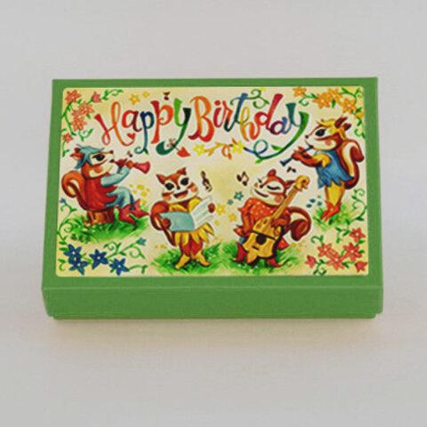 【くるみのクッキー】楽しい誕生日(ハッピーバースディ) 西光亭