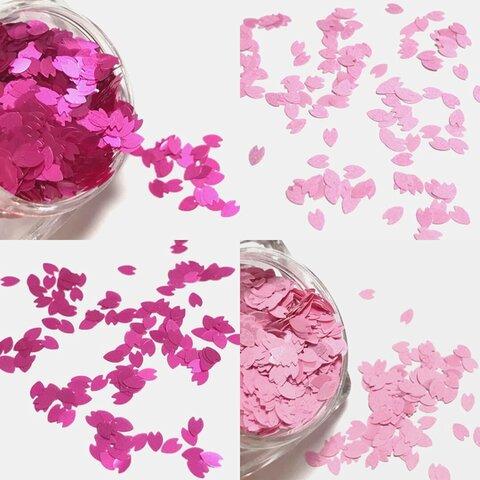 桜の花びらのホログラム(CD)2種類セット