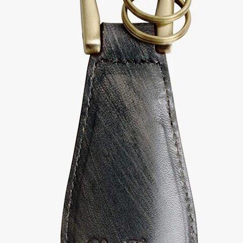 高級革靴べら イタリア産レザー使用