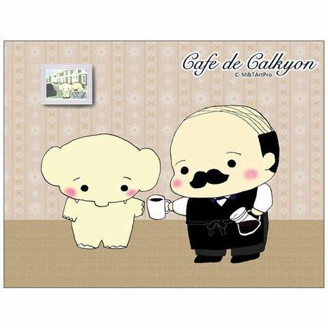 キョピン&トムソン カフェ ポストカード5枚セット