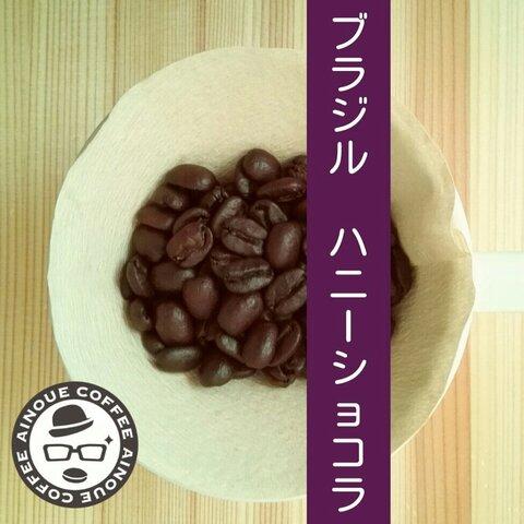 ご注文後に焙煎♪自家焙煎コーヒー豆 ブラジル ハニーショコラ 250g