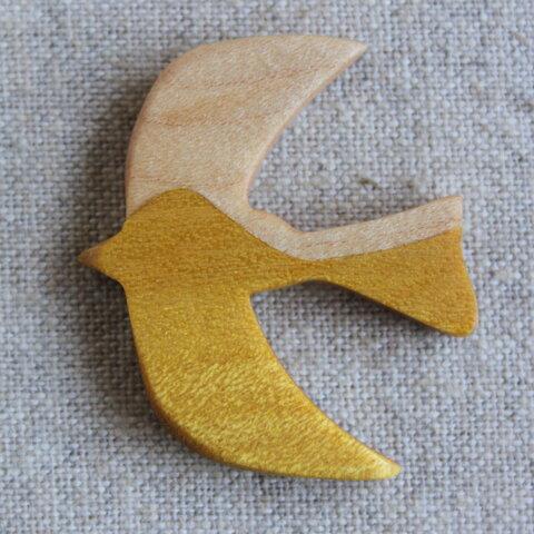 木製鳥アクセサリー(セミオーダー)