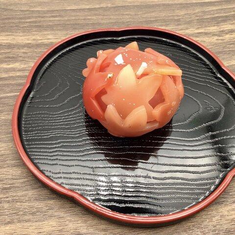 彩り紅葉 キャンドル 3