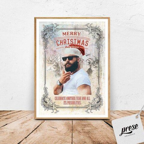 ヒップスターサンタクロース、クリスマス
