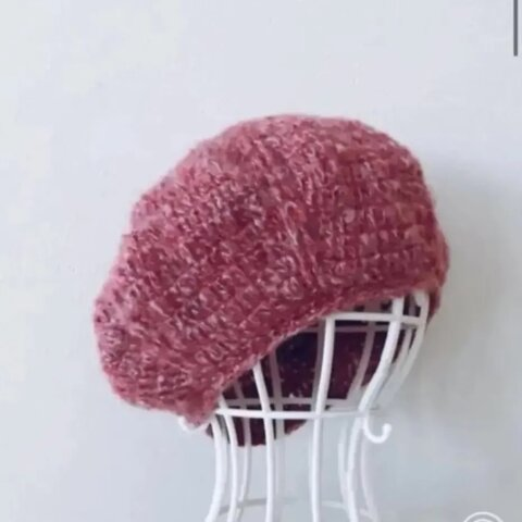 Sale🍁まあるいニット帽