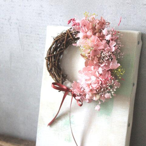 ヴィクトリア(mini wreath)