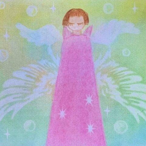 ピンク天使~原画~