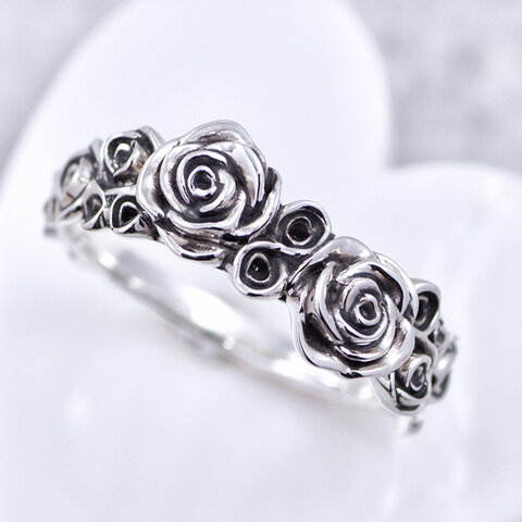 Rose Eternity Ring(ローズエタニティリング)