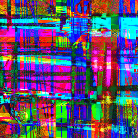 CG抽象画0735