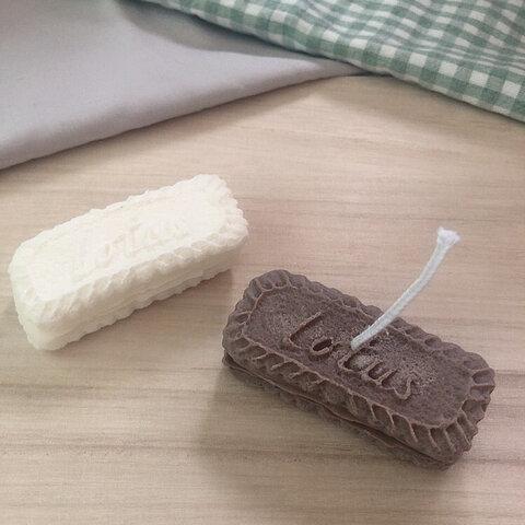 ロータスクッキーキャンドル 🍪