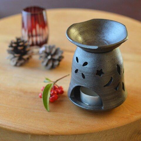 陶器のアロマポット・茶香炉