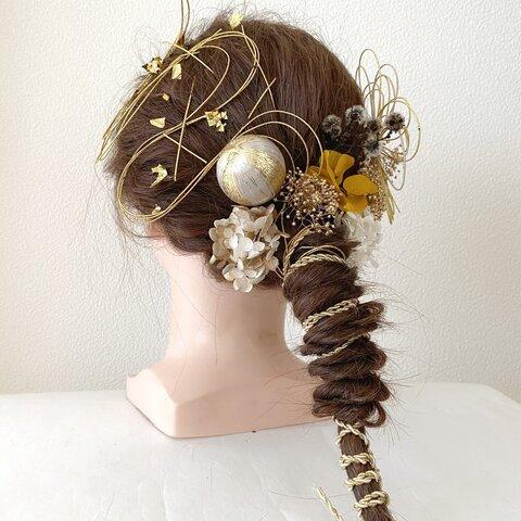 成人式髪飾り 振袖髪飾り 卒業式髪飾り