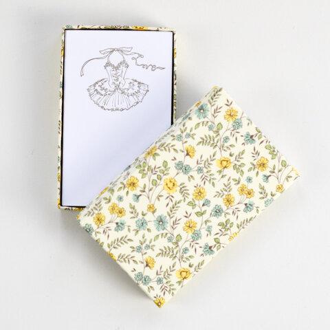Box入りアソートカード  GOLD  Flower柄 1