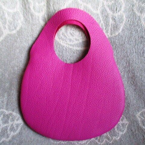 【春の新色】小さな革の袋・トリヨン有機デザインバッグ NEW!