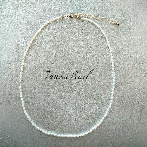 淡水パール(ベビーパール) ネックレス