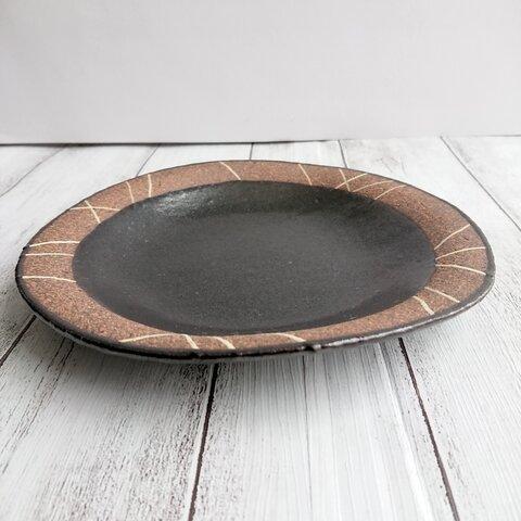 バンブー*中皿・取皿