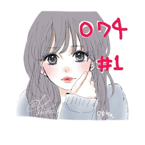 【イラスト集】 074   #01