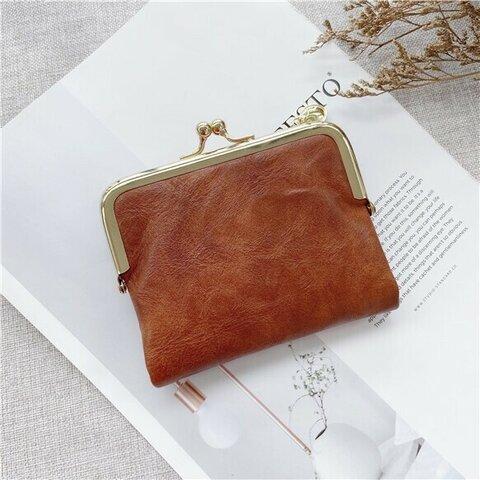 母の日、二つ折り財布、レディース、財布 、小銭入れ、カード入れ、大容量、収納、高級革、レザー