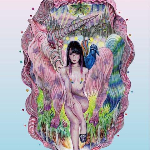 冊子「天使の幻想夢」