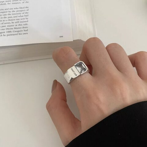 《S925》 ring【R-67】
