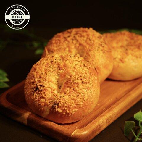 【ベーグル5個】 国産野菜のチーズカレー