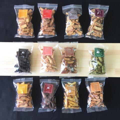みんなのラスク12種食べ比べセット