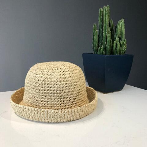 《全6色》日差しをよける コットン ナチュラルな帽子 夏 ユニセックス ベーシックなコットンキャップ リネン 帽 ユニセックス 刺しゅうキャップ
