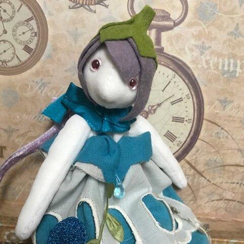 花の妖精さん(ブルー)