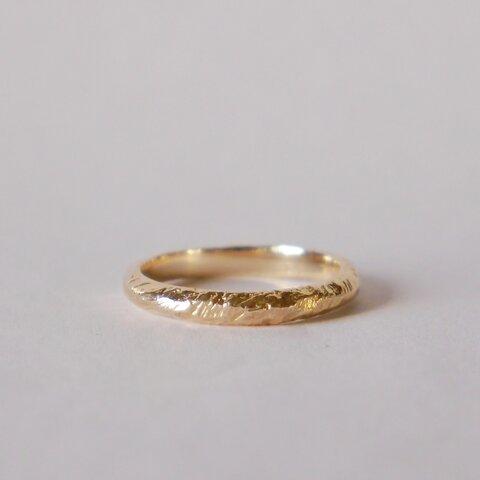 1点物★Simple ring(K10yg)