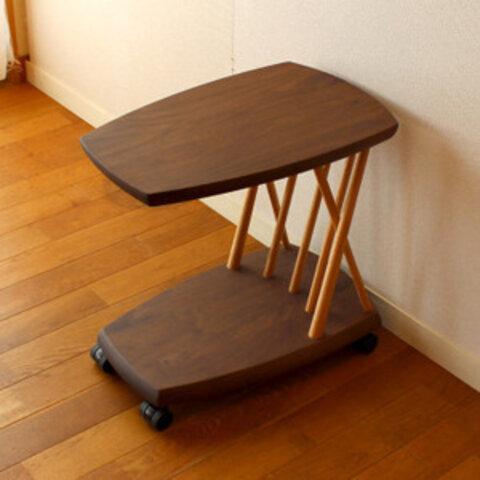 【送料無料】シビル プチテーブル サイドテーブル 無垢の家具