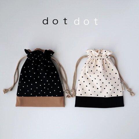 - dotdot - 巾着袋