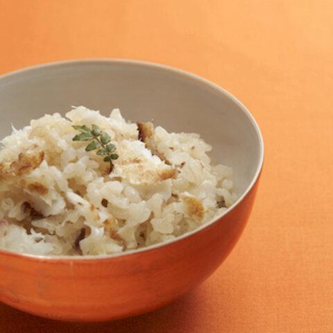天然真鯛の炊き込みご飯(一合用)ほうじ茶出汁付き