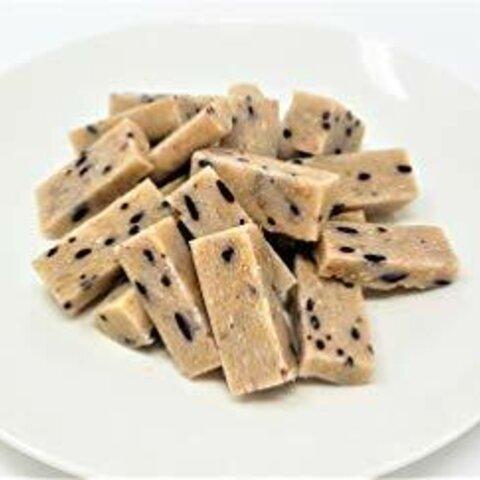 【わけあり・送料込み・メール便】玄米黒米(古代米)入りコロコロもち 300g