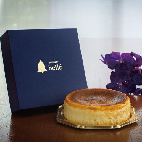 贈答用*とけだすバスクチーズケーキ 「とけバス」 ホールケーキ15cm(ギフト, プチギフト)